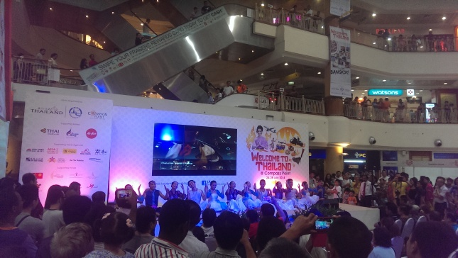Thailand Dance!